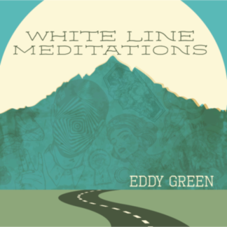White Line Meditations - Cover Art