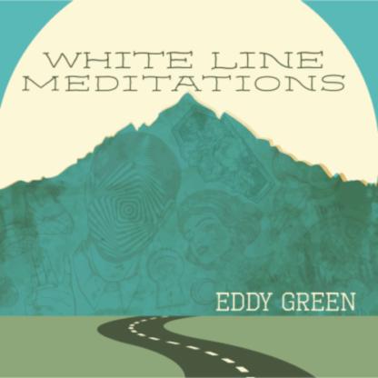 White Line Meditations - Cover Art